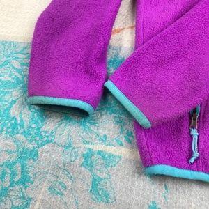 Anthropologie TINY blue sleeveless blouse lace Sm